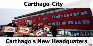 Carthago-City Carthagos New Headquarters
