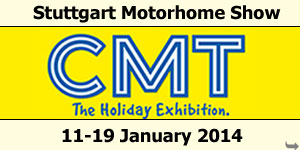 Visit Southdowns at 2014 Stuttgart Motorhome Show January 2014