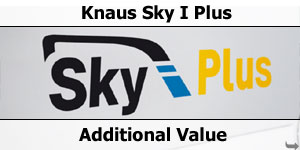 2014 Knaus Sky I Plus A-Class Motorhome For Sale