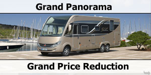 Great Saving on Burstner Grand Panorama