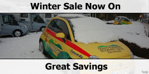 Winter Sale Now On Discounted New Motorhomes For Sale