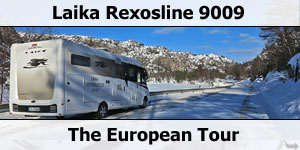 Laika Rexosline European Cold Weather European Tour
