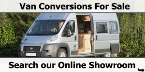 Search Our Online Showroom For Van Conversion Motorhomes For Sale