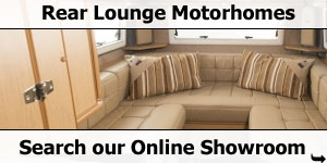 Search Our Online Showroom For Rear Lounge Motorhomes For Sale