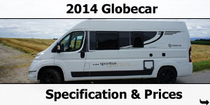 2014 Globecar Prices and Specifications