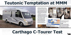 MMM Magazine Carthago C-Tourer Test