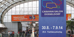 See Us at 2014 Dusseldorf Caravan Salon