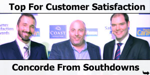 Concorde Motorhomes Top For Customer Satisfaction