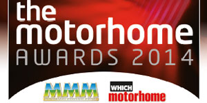 MMM Magazine The Motorhome Awards 2014