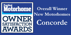 Practical Motorhome Magazine Customer Satisfaction Awards 2014