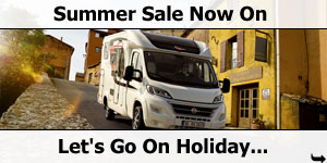 Summer Motorhome Sale Now On