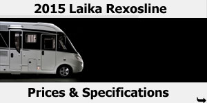 2015 Season Laika Rexosline A-Class Specifications & Prices