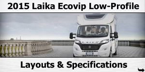 2015 Season Laika Ecovip Low-Profile Specifications & Prices