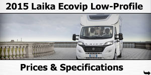 2015 Season Laika Kreos Low-Profile Specifications & Prices