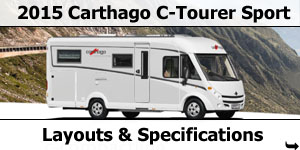 2015 Carthago C-Tourer Sport Motorhomes Specifications & Prices