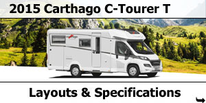 2015 Carthago C-Tourer T Motorhomes Specifications & Prices