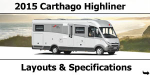 2015 Carthago Highliner Motorhomes Specifications & Prices