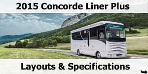 2015 Season Concorde Liner Plus Specifications & Prices