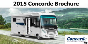 2015 Concorde Motorhome Brochure Download
