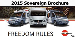 2015 Burstner Sovereign Motorhome Brochure Download