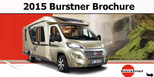 2015 Burstner Motorhome Brochure Download