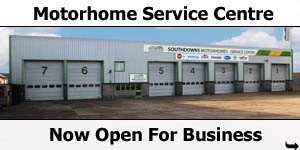 Southdowns New Motorhome Service Centre Opens For Business