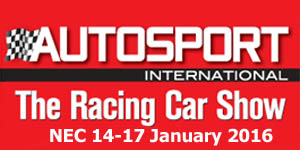 Autosport International Racing Car Show January 2016