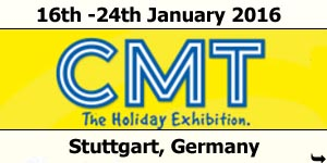 Stuttgart CMT Motorhome Show Germany January 2016