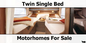Twin Single Beds Motorhomes For Sale