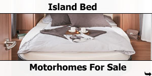 Island Bed Motorhomes For Sale