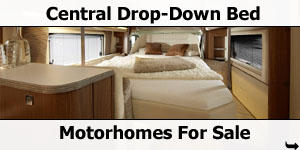 Central Drop-down Bed Motorhomes For Sale