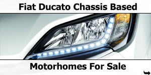 Fiat Ducato Chassis Based Motorhomes For Sale
