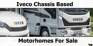 Iveco Chassis Based Motorhomes For Sale