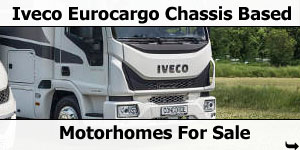 Iveco Eurocargo Chassis Based Motorhomes For Sale
