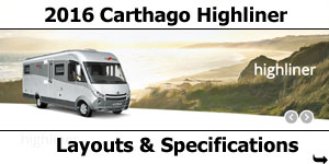 2016 Carthago Chic Highliner I Motorhomes Layouts