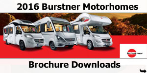 2016 Burstner Motorhome Brochure Downloads