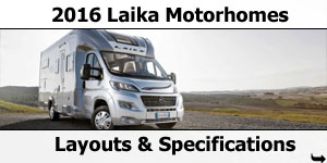 2015/16 Laika Motorhomes For Sale