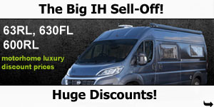 IH Motorhome Big Sell-Off Sale Now On