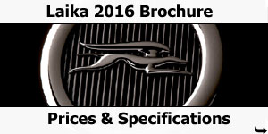 2016 Laika Motorhome Brochure Downloads