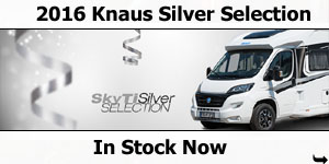 2016 Knaus Silver Selection Special edition