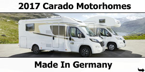 2017 Carado Motorhomes For Sale