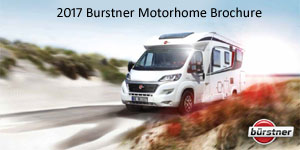 2017 Burstner Motorhome Brochure Downloads