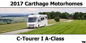 2017 Carthago C-Tourer I A-Class Motorhomes For Sale