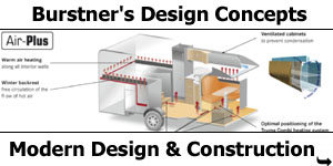 Burstner Design & Construction Concepts