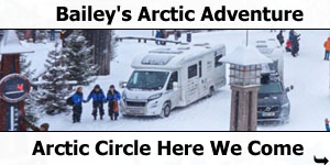 Bailey's Arctic Adventure