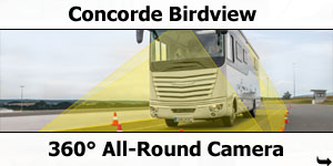 Concorde Birdview All-Round Camera