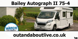 Bailey Autograph 75-4 Road Test at Outandaboutlive