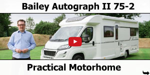 Bailey Autograph 75-2 Review at Practical Motorhome Magazine