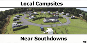 Local Campsites Near Southdowns