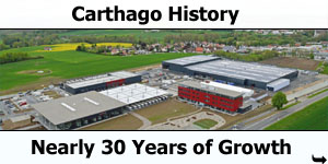 History Of Carthago Motorhomes